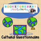 Cultural Questionnaire