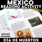 Cultural Reading: Mexico - Geography & Day of the Dead (Día de los Muertos)