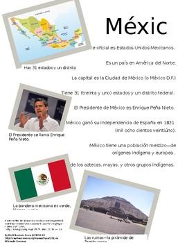 Cultural Reading - México