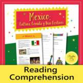 Mexico: Cultura, Comida y Día de los Muertos - Cultural Reading