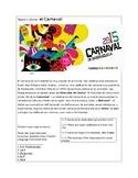 Cultural Reading-el carnaval