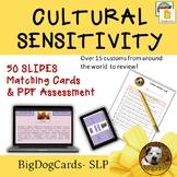 Cultural Sensitivity GOOGLE SLIDES for Social Skills Class