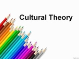 Cultural Theory Course