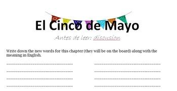 Cultural Unit Cinco de Mayo 2-3 Days