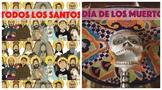 Cultural activities bundle: Todos los Santos y Dia de los Muertos (Spanish ver.)