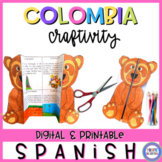 Cultural craftivity - Colombia