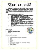 Cultural pizza project Idea (Letter for Parents)