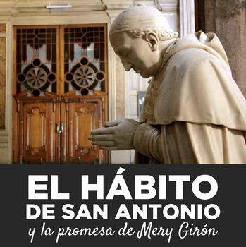 Cultural reading: El hábito de San Antonio (la mujer que lleva el mismo vestido)