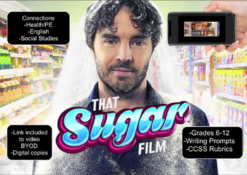 That Sugar Film video worksheet