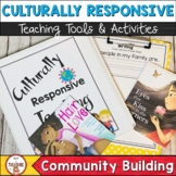 Culturally Responsive Teaching   Back to School Teacher To