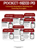 Culturally Responsive Teaching and Learning Strategies: Po