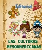 """Culturas Mesoamericanas (""""Sus Periodos"""") Material para Descargar"""