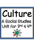 Culture: A Social Studies Unit