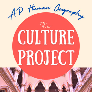 AP Human Geography - Culture Project