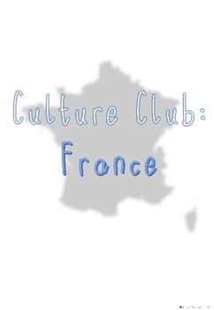 culture club france autism friendly by autism friendly teaching