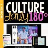 Culture Daily 180° (Month 1)