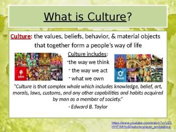 Culture PPT