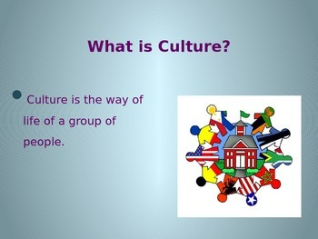 Culture PowerPoint