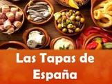 Culture Powerpoint - Las Tapas