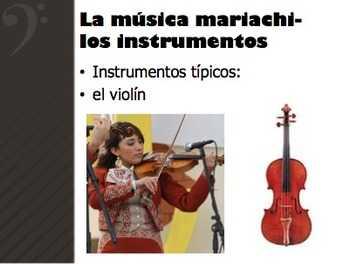 Culture Powerpoint- Mariachi Music