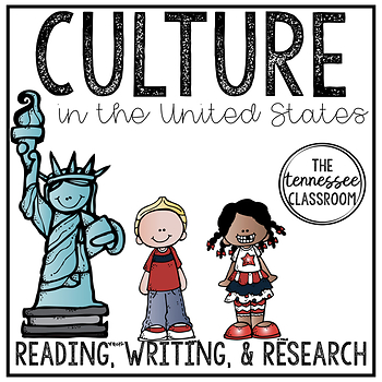 Culture Presentation + Google Research! (Grades 2-3)