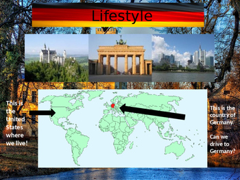 Culture Project: Life in Germany