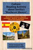"""Culture: Reading Activity - Sevilla's """"Noche en blanco"""""""