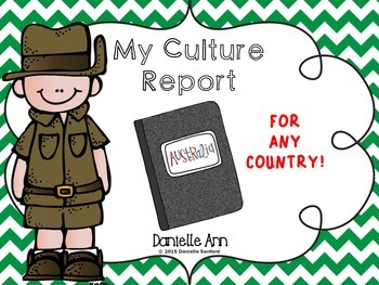 Culture Research Report