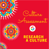 Culture Research Google Slides Project