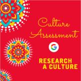 Culture Research Google Slides Project