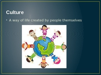 Culture Vocabulary Powerpoint