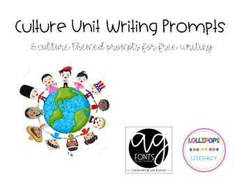 Culture Writing Prompts