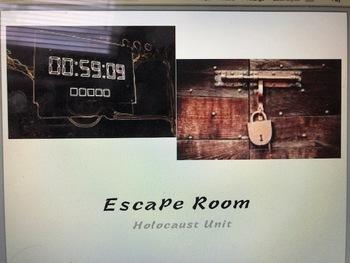 Culture and Belonging Global Literature Escape Room