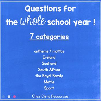 Culture and Civilisation questions (Second Set): 63 additional questions