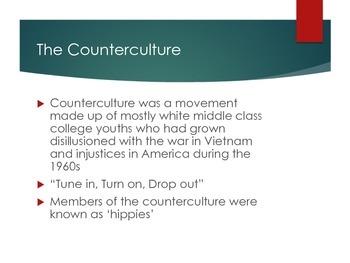 Culture and Counterculture