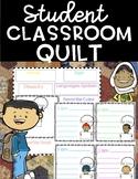 Student Classroom Quilt