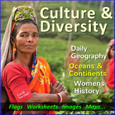 Culture and Diversity Activities