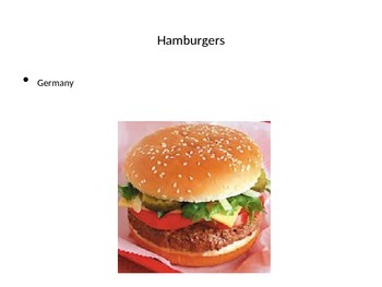 Culture and Human Geography PPT