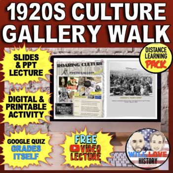 Culture in the Roaring Twenties Bundle