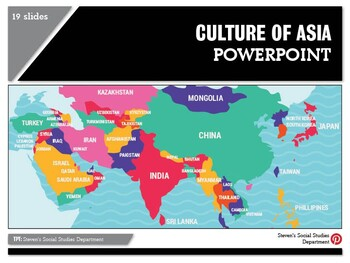 Culture of Asia PowerPoint
