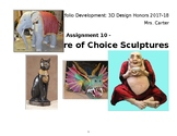 Culture of Choice Sculptures