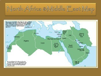 Culture of the Middle East and North Africa