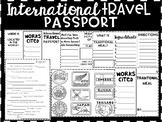 Cultures Around the World- A World Travel Activity Freebie