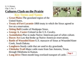Cultures Clash on the Prairie-Chp.5,Sec.1