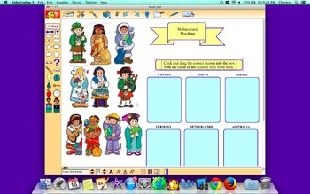 Cultures/International Kidspiration