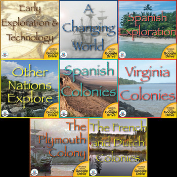 Cultures Meet Interactive Notebook Mega Bundle