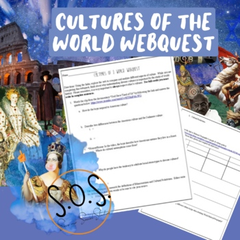 Cultures of the World Webquest