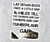 Cumberland Gap Orff Arrangement
