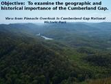 Cumberland Gap PowerPoint Presentation