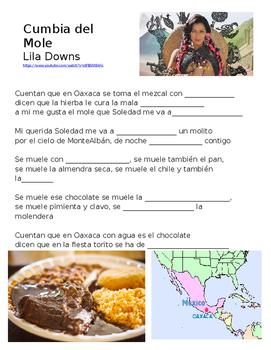 Cumbia del mole- Lila Downs